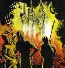 Persecución a los Cátaros