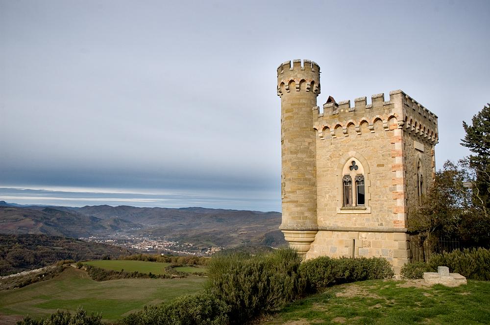 Castillo de Rennes-Le-Chateau