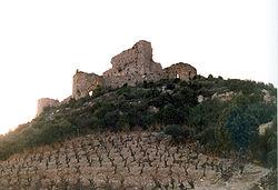 Castillo de Aguilar