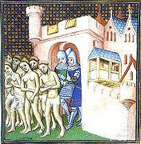 Persecución contra los Cátaros